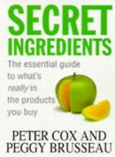 Secret Ingredients,Peter Cox, Peggy Brusseau