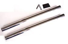 2 x Rollen 76x300 cm Silber Fensterfolie Speigelfolie UV Schutz Scheibenfolie