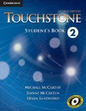 Touchstone Level 2 Student's Book by Michael McCarthy (2014, Paperback, Revised)