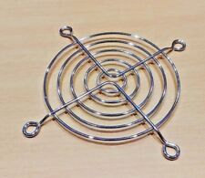80mm Axial Fan Grill Metal Wire Finger Guard