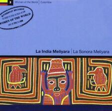 La India Meliyara - La Sonora Meliyara [CD]