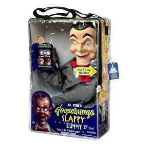 """Slappy Dummy Ventriloquist Doll Famous """"Star of Goosebumps"""" with 7 Simple Steps"""