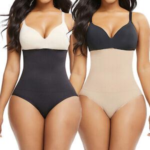Fajate Fajas Colombianas Reductoras Post Surgery Shapewear Panties Knickers US
