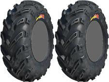 Pair 2 GBC Dirt Devil 25x12-9 ATV Tire Set 25x12x9 25-12-9