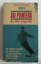 Ski Pointers By The Experts 1966