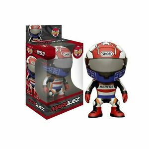 Tminis Marc Marquez MM93 Collectible Toy Figure  MotoGP team Repsol Honda HELMET