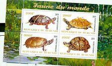 TARTARUGHE & TESTUGGINI - TURTLES & TORTOISES BURUNDI 2011