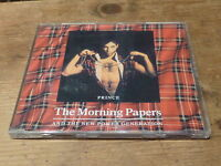 PRINCE - THE MORNING PAPERS !!!! SLIM JEWEL CASE !!! RARE CD