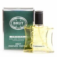 Brut Original EDT Eau De Toilette Spray for Men 100ml Brand New