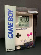 Gameboy Alarm Clock NIB