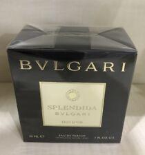 Bulgari Splendida Iris D'Or Eau de Parfum Vapo Spray 30 ml Edp Nuovo