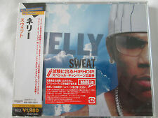 Nelly - Sweat (2004)  Japanese CD  NEW/SEALED  SPEEDYPOST