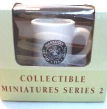 Starbucks Collectible Miniature Series 2 Cup/Mug - 'Mermaid'