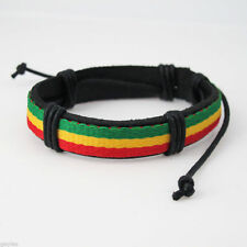 Multi-Colour Leather Fashion Bracelets