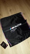 BMW Motorsport DTM Beutel, Rucksack, Bag NEU!! 54 x 40 cm und BMW Displaycleaner