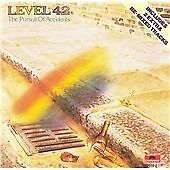 Level 42 - Pursuit of Accidents Polydor CD with 2 extra tracks