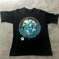 Vintage - 1993 - Miami Dolphins T-Shirt - NFL - Starter