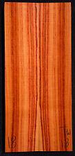 "Brazilian Tulipwood  Rosewood #18 Knife Scales7.75""x1.75""x3/8 or bridge blanks"