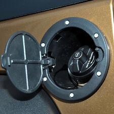 Fuel Filler Cover Gas Tank Cap 2/4 Door Fit Jeep Wrangler JK Unlimited 07-15 Hot