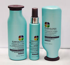 Pureology Strength Cure Shampoo Conditioner Fabulous Lengths Treatment Trio