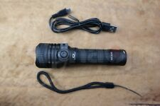 New WithArmour 510LM LED Torch Flashlight Rechargeable Survival Camping Hunting