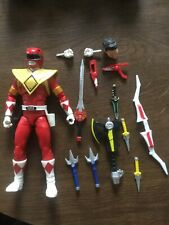 Power Rangers Lightning Collection SDCC Red Ranger Dragon Armor
