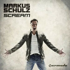 Markus Schulz : Scream CD (2012) ***NEW***