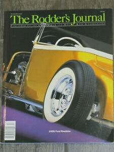 The Rodder's Journal Issue No. 17, Fall 2001, 1926 Ford Roadster
