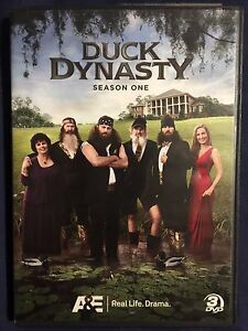 Duck Dynasty - Season 1 (DVD, 2012) - E1007