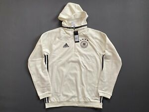 Men's Hoodie DFB Germany National Team  Soccer Football Adidas Size L AC6513