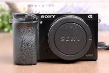 Sony A6000 24.3MP Mirrorless Digital E-Mount Camera Body