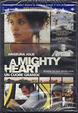 Dvd **A MIGHTY HEART ~ UN CUORE GRANDE** con Angelina Jolie nuovo sigillato 2007