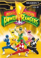 Mighty Morphin Power Rangers - Season 1, Vol. 2 New DVD
