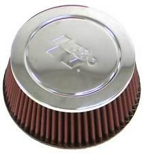 """K&N  UNI ROUND TAPERED AIR FILTER 2.75""""F ID,6.75""""B OD,3.25""""H,BMW - KN E-2232"""