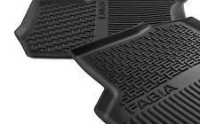 Original rear rubber foot mats for NEW FABIA 6V  6V0061551