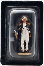 Figurine Empire Maréchaux Hachette Amiral Brueys Officier Napoléon Figuren