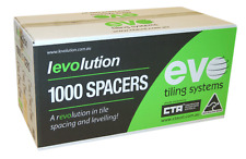 - Levolution Cross Spacer - 1.5mm - 1,000 Box - Tile Spacer - tilers tiling tool