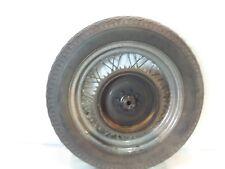 1970-1977 Harley Davidson XLH Ironhead Sportster 900 & 1000 Laced Rear Wheel Rim