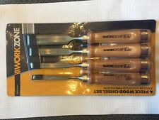 Aldi chisels - Work Zone Woodworking Chisels Set - Paul Sellers Recommended