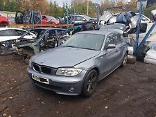 BMW 1 SERIES E87 116i with N45 ENGINE FOR BREAKING PAINT CODE QUARTZ BL METALLIC