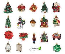 Christbaumkugeln Figuren Glas Weihnachtskugeln Baumkugeln Schmuck Weihnachtsdeko