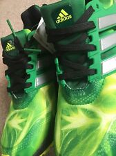 Marvel Comic Avengers Hulk Special Edition Adidas Boys Trainers Shoes UK4.5 5.5