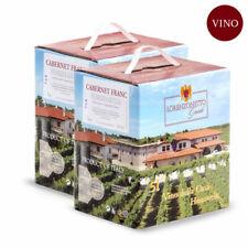 Confezione 2 Bag in Box Cabernet Franc Igt TreVenezie 5 litri – Lorenzonetto ...