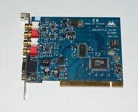 M Audio Audiophile 24/96 REV-B PCI Sound Card