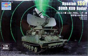 1/35 TRUMPETER 09571; Russian 1S91 SURN KUB RADAR for SA-6 GAINFUL SAM
