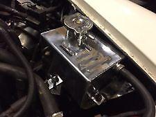 Mini Cooper Clásico Depósito Cabecera Metro MG headertank, Tanque De Aluminio Pulido