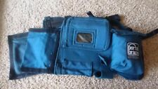 Porta Brace SC-790 Shoulder Case (Blue) w/ Rain Guard