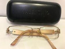Valentino 5601/U Eyeglasses Frame 52-18 130 Ladies Sm ITALY frame