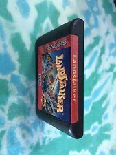 LANDSTALKER Sega Genesis game AUTHENTIC US Version
