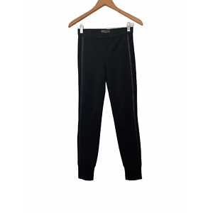 Vince Pull Up Legging Pants Black S Small